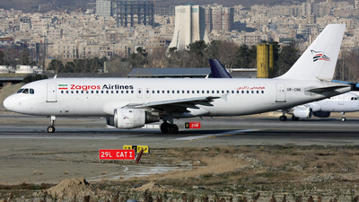 A picture of URCNK - Airbus A320211 - Khors Air - © Shary-Iranian Spotters