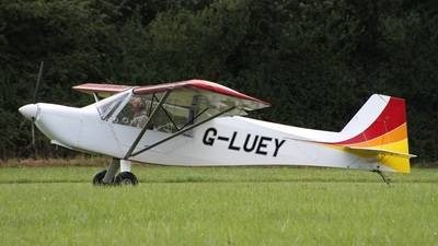 G-LUEY - Rans S-7S Courier - Private