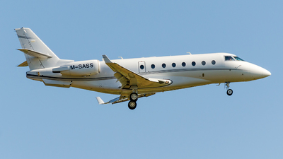 M-SASS - Gulfstream G200 - Private