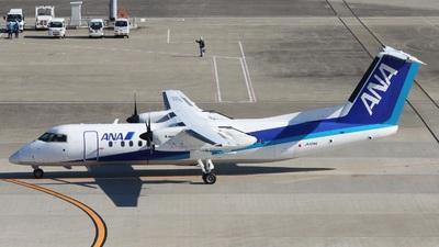 JA804K - Bombardier Dash 8-Q314 - Air Nippon Network