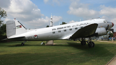 111 - Douglas C-47A Skytrain - Jordan - Air Force