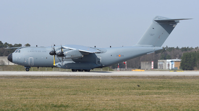 A picture of T.2304 - Airbus A400M180 -  - © Günther Feniuk