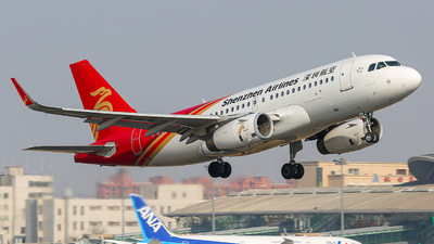 B-8665 - Airbus A319-133 - Shenzhen Airlines