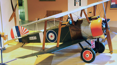 G-AWYY - Sopwith Camel F.1 - Private