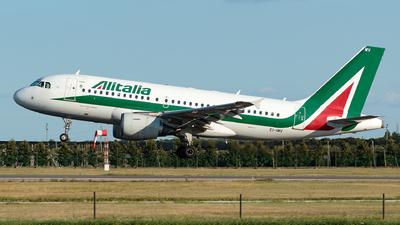 A picture of EIIMV - Airbus A319111 - Italia Trasporto Aereo - © Monica De Guidi