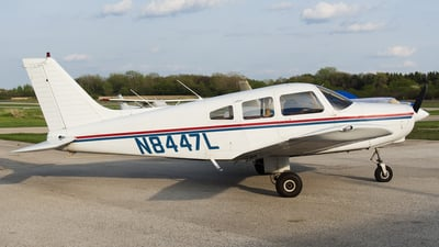 N8447L - Piper PA-28-161 Warrior II - Private