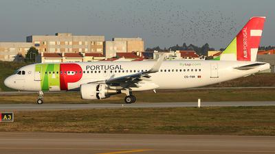 A picture of CSTNR - Airbus A320214 - TAP Air Portugal - © FERNANDO SILVA