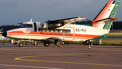 ES-PLY - Let L-410UVP-E Turbolet - Estonia - Border Guard