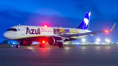 A picture of PRYSE - Airbus A320251N - Azul Linhas Aereas - © Rafael Costa / PSW Aviation