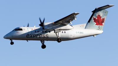 C-FJMG - Bombardier Dash 8-102A - Air Canada Express (Jazz Aviation)