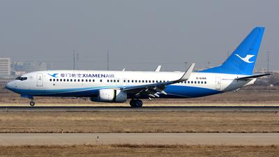 B-6488 - Boeing 737-85C - Xiamen Airlines