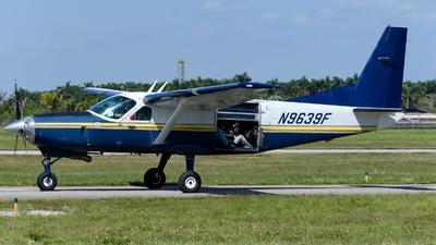 N9639F - Cessna 208 Caravan - Private