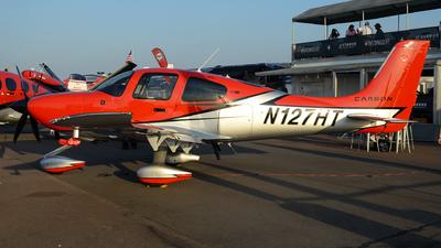 N127HT - Cirrus SR22T-GTS Carbon - Private