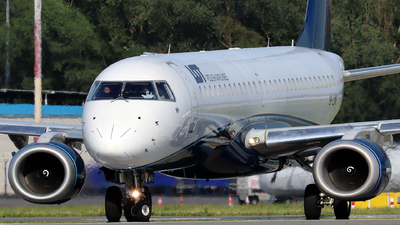 A picture of SPLNN - Embraer E195AR - LOT - © Grzesiek Krupa