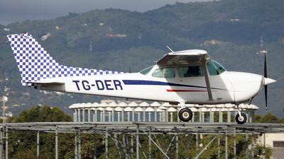 TG-DER - Cessna 172N Skyhawk II - Private