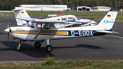 D-EODX - Reims-Cessna F152 - TL Aviation