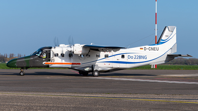 D-CNEU - Dornier Do-228NG - RUAG Aerospace