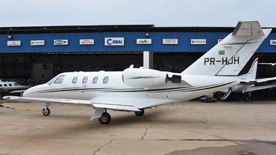 A picture of PRHJH - Cessna 525 CitationJet CJ1 - [5250415] - © Thiago Almeida Denz