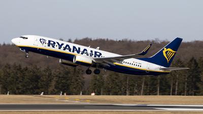 9H-QBO - Boeing 737-8AS - Ryanair (Malta Air)