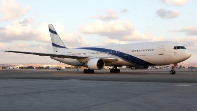 A picture of 4XEAP - Boeing 7673Y0(ER) - [24953] - © Rami Mizrahi