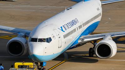 B-5653 - Boeing 737-85C - Xiamen Airlines