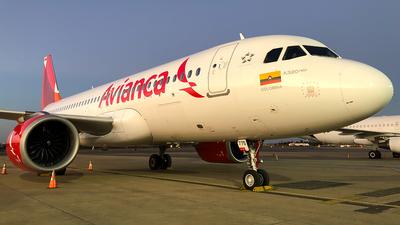 N775AV - Airbus A320-251N - Avianca Central America