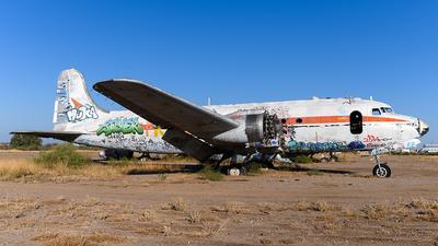 N44904 - Douglas C-54D Skymaster - Untitled
