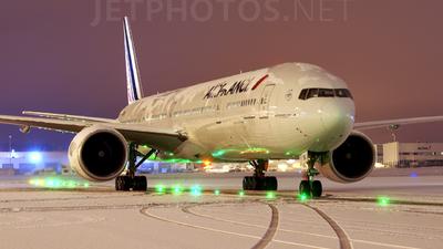 F-GZNL - Boeing 777-328ER - Air France