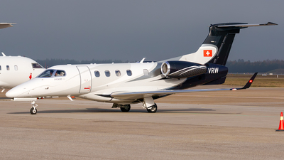 HB-VRW - Embraer 505 Phenom 300 - Air Connect