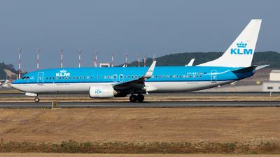 A picture of PHBXY - Boeing 7378K2 - KLM - © Ömür Sadikoglu