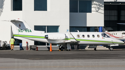 XC-VSA - Gates Learjet 28 - Mexico - Government