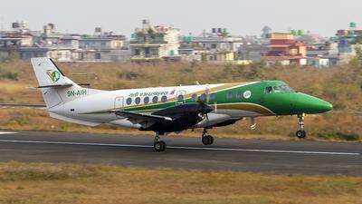 A picture of 9NAIH - BAe Jetstream 41 - Yeti Airlines - © karib ahmed