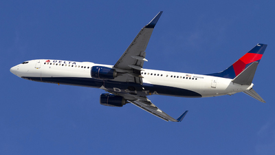A picture of N902DN - Boeing 737932(ER) - Delta Air Lines - © Jeremy D. Dando