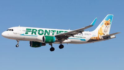 A picture of N229FR - Airbus A320214 - Frontier Airlines - © Gilles ASTRE