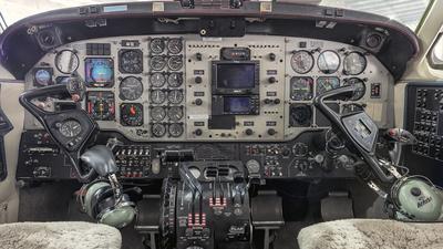 LV-CAT - Beechcraft B200 Super King Air - Private