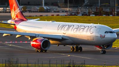 A picture of GVGBR - Airbus A330343 - Virgin Atlantic - © Bartosz Glasek