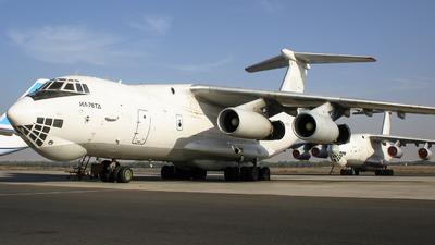EX-071 - Ilyushin IL-76TD - Tenir Airlines