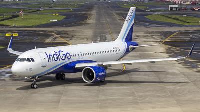 VT-ITK - Airbus A320-271N - IndiGo Airlines
