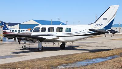 C-GTJF - Piper PA-31-350 Navajo Chieftain - Private