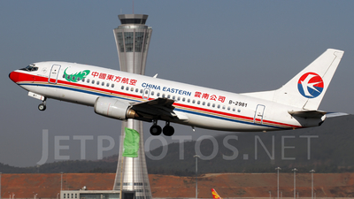 B-2981 - Boeing 737-3W0 - China Eastern Airlines