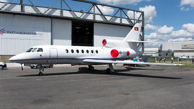 HB-IYP - Dassault Falcon 50 - Private