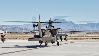 14-03039 - McDonnell Douglas AH-64E Apache Guardian - United States - US Army