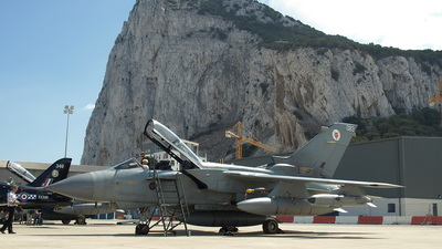 ZD715 - Panavia Tornado GR.4 - United Kingdom - Royal Air Force (RAF)