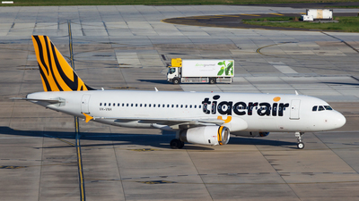 VH-VNH - Airbus A320-232 - Tiger Airways