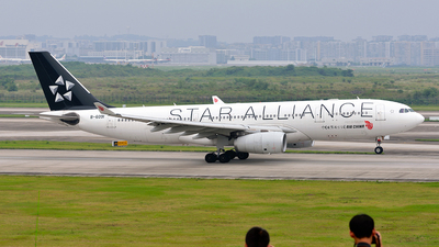 B-6091 - Airbus A330-243 - Air China