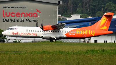 9M-FYK - ATR 72-212A(500) - Firefly