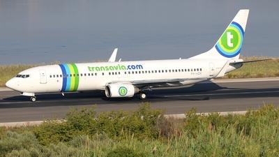 PH-HZK - Boeing 737-8K2 - Transavia Airlines