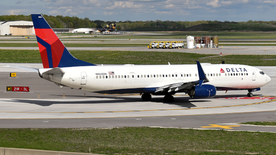 A picture of N860DN - Boeing 737932(ER) - Delta Air Lines - © Brady Noble