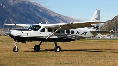 ZK-SKM - Cessna 208 Caravan - Air Milford
