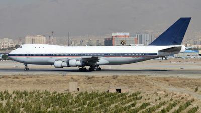 EP-CQB - Boeing 747-131(SF) - Caspian Airlines
